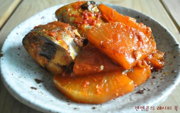 Cá kho theo kiểu Hàn Quốc ăn một lần nhớ mãi 8