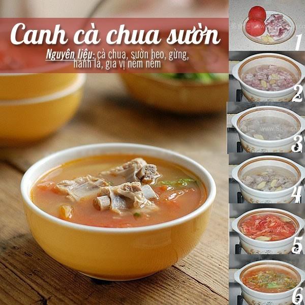 Ăn tối giản đơn với cá kho, rau xào trong ngày mưa 3