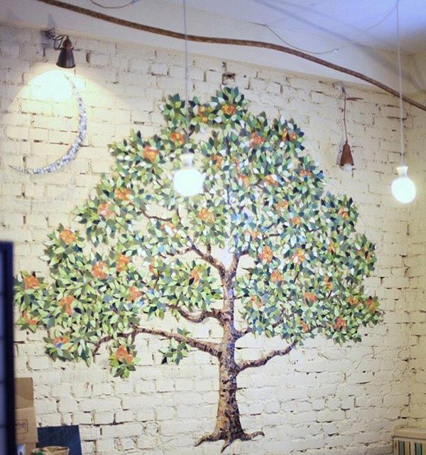 Trang trí nhà bằng gạch men hay ho và sáng tạo 8