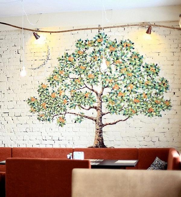 Trang trí nhà bằng gạch men hay ho và sáng tạo 9