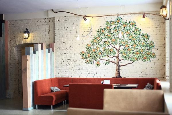 Trang trí nhà bằng gạch men hay ho và sáng tạo 10