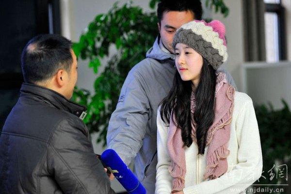 Những hot girl Trung Quốc có vẻ đẹp thiên thần 8