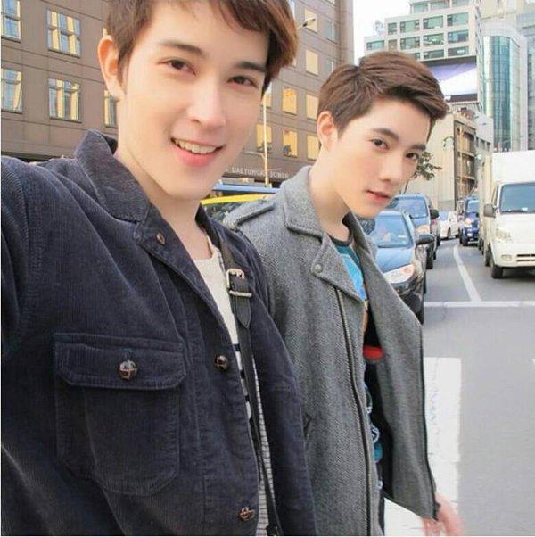 """3 cặp đôi đồng tính mỹ nam tại Châu Á """"đốn tim"""" cư dân mạng 5"""