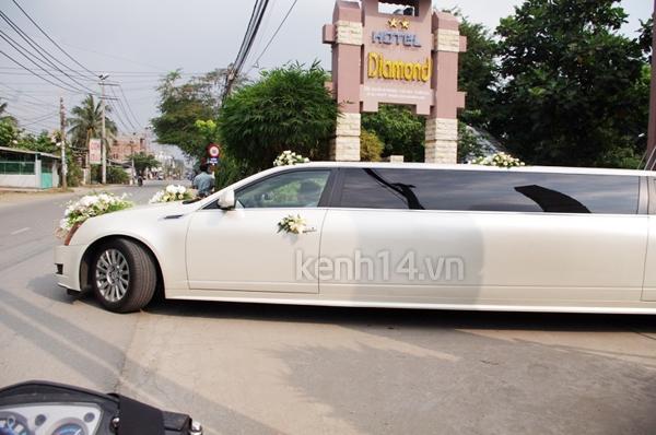 Những đám cưới hoành tráng của các hot girl Việt 90