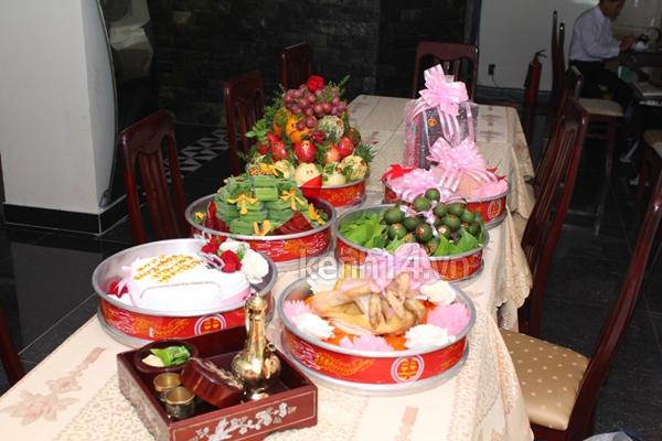 Những đám cưới hoành tráng của các hot girl Việt 82