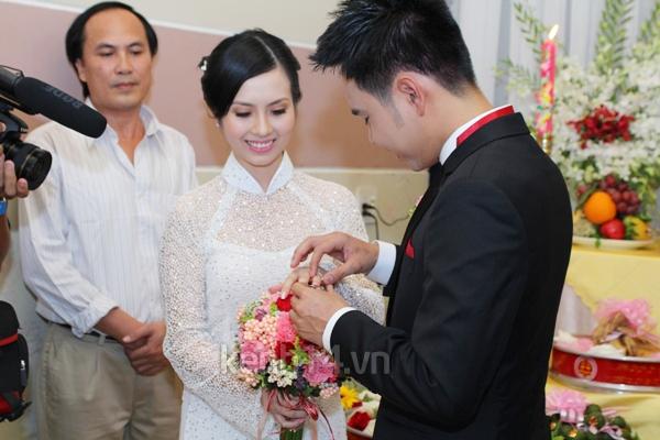 Những đám cưới hoành tráng của các hot girl Việt 102