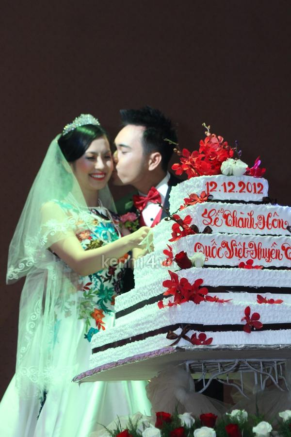 Những đám cưới hoành tráng của các hot girl Việt 117