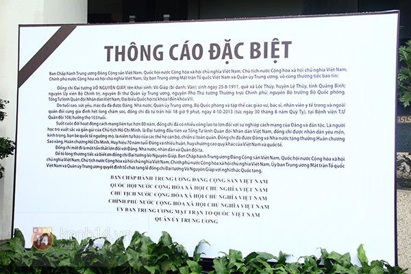 TP.HCM: Không khí trang nghiêm và đầy cảm động trong lễ viếng Đại tướng 19