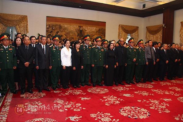 TP.HCM: Không khí trang nghiêm và đầy cảm động trong lễ viếng Đại tướng 27