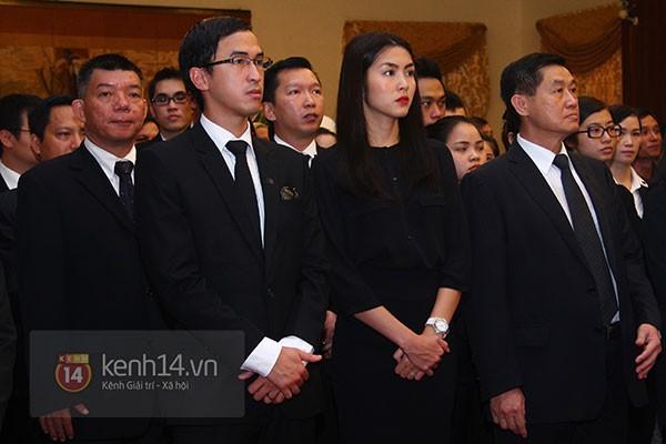 TP.HCM: Không khí trang nghiêm và đầy cảm động trong lễ viếng Đại tướng 55