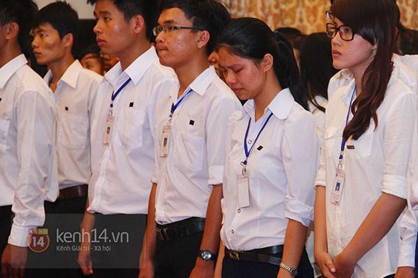 TP.HCM: Không khí trang nghiêm và đầy cảm động trong lễ viếng Đại tướng 64