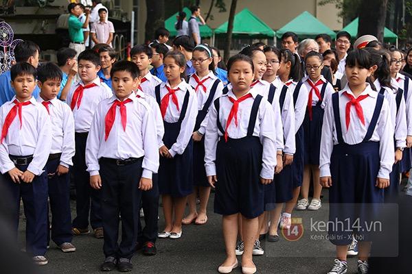 TP.HCM: Không khí trang nghiêm và đầy cảm động trong lễ viếng Đại tướng 24