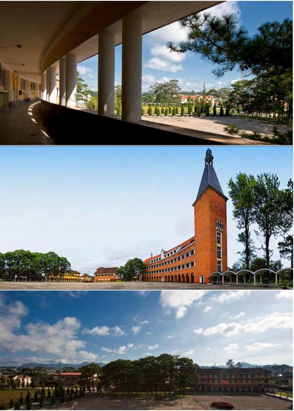 Cận cảnh ngôi trường thu hút khách du lịch nhất ở Đà Lạt 20