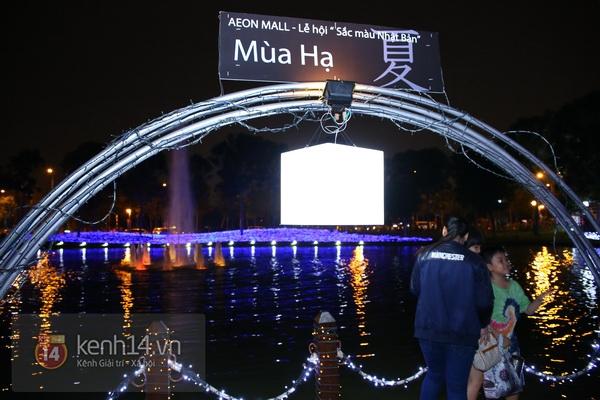 Sài Gòn: Ngỡ ngàng ngắm công viên sáng rực trong đêm với nửa triệu bóng đèn Led 19