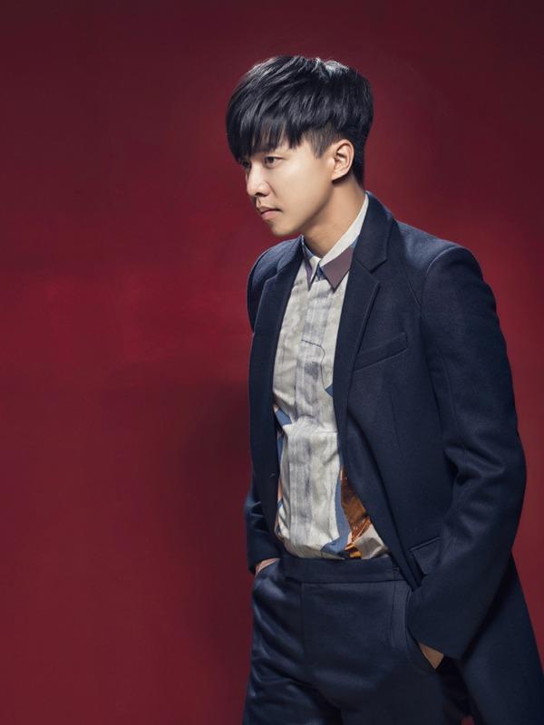 Lee Seung Gi lại dẫn đầu đoàn mỹ nam trên tạp chí tháng 1 1