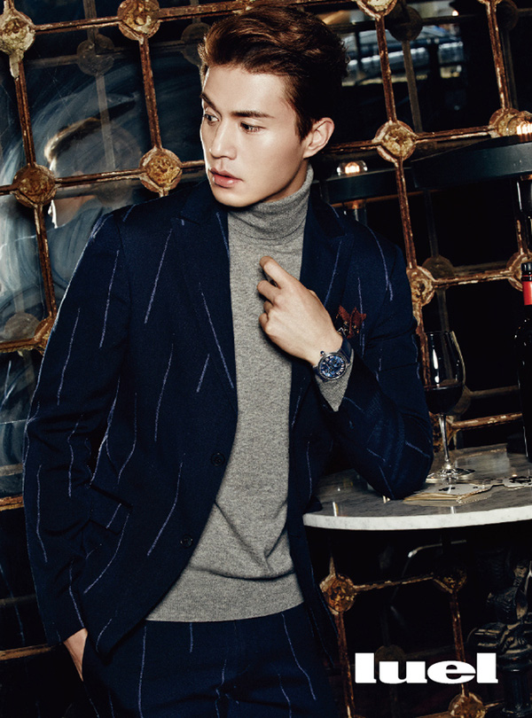 Lee Seung Gi lại dẫn đầu đoàn mỹ nam trên tạp chí tháng 1 15