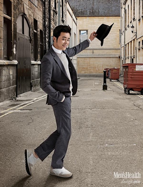 Lee Seung Gi lại dẫn đầu đoàn mỹ nam trên tạp chí tháng 1 20