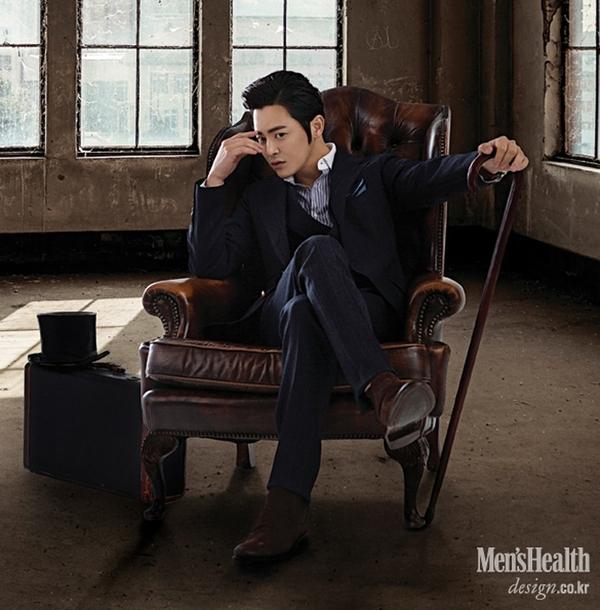 Lee Seung Gi lại dẫn đầu đoàn mỹ nam trên tạp chí tháng 1 21