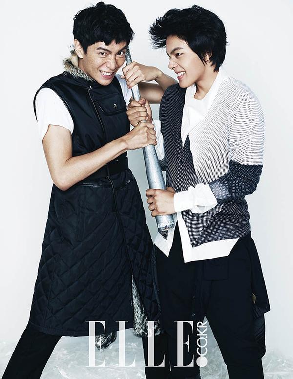 Lee Seung Gi lại dẫn đầu đoàn mỹ nam trên tạp chí tháng 1 8