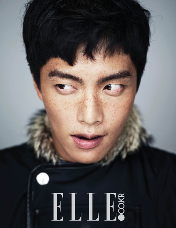 Lee Seung Gi lại dẫn đầu đoàn mỹ nam trên tạp chí tháng 1 10