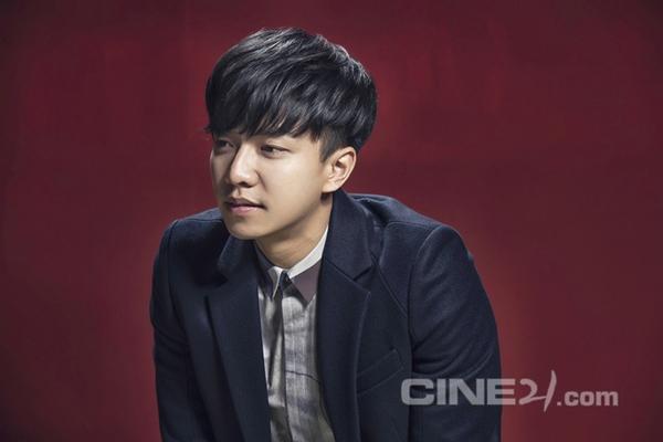 Lee Seung Gi lại dẫn đầu đoàn mỹ nam trên tạp chí tháng 1 6