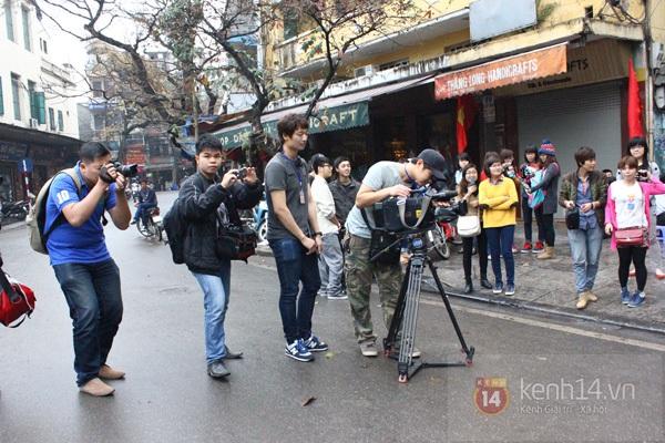 """Toàn cảnh ngày ghi hình đầu tiên ở Việt Nam của """"Running Man"""" 1"""