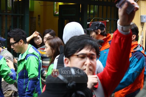 """Toàn cảnh ngày ghi hình đầu tiên ở Việt Nam của """"Running Man"""" 28"""