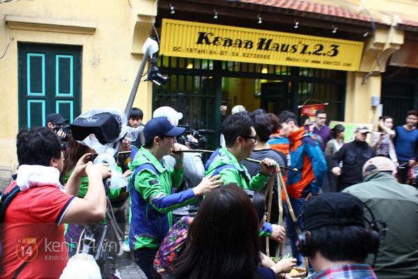 """Toàn cảnh ngày ghi hình đầu tiên ở Việt Nam của """"Running Man"""" 30"""