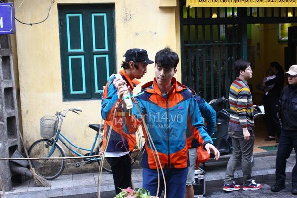 """Toàn cảnh ngày ghi hình đầu tiên ở Việt Nam của """"Running Man"""" 39"""