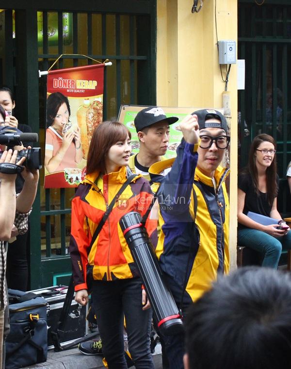 """Những hình ảnh đáng nhớ của """"Running Man"""" tại Việt Nam 4"""