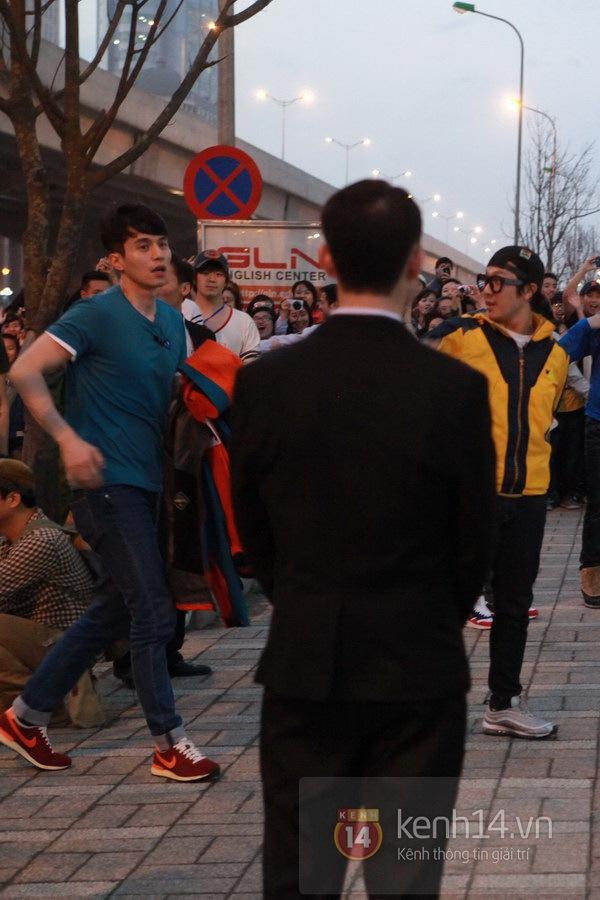 """Toàn cảnh ngày ghi hình đầu tiên ở Việt Nam của """"Running Man"""" 71"""