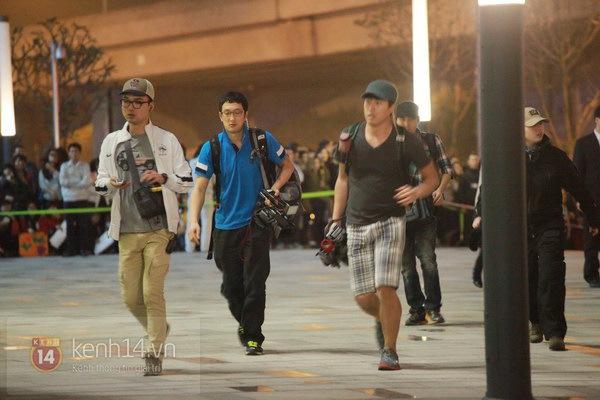 """Toàn cảnh ngày ghi hình đầu tiên ở Việt Nam của """"Running Man"""" 79"""
