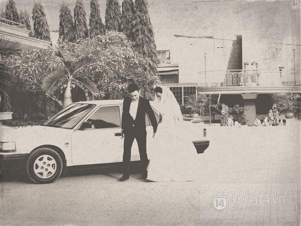 Tiến Dũng (The Men) và Hải Băng chuẩn bị làm đám cưới 6