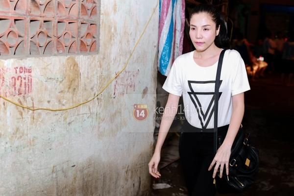 Các sao nghẹn ngào trong tang lễ toàn màu trắng của Wanbi Tuấn Anh 17