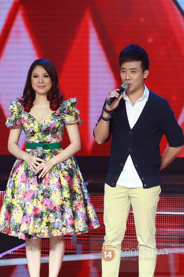 """Liveshow 2: Hồ Hoài Anh và Trấn Thành """"đấu"""" vọng cổ vì Phương Mỹ Chi 1"""