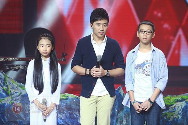 """Liveshow 2: Hồ Hoài Anh và Trấn Thành """"đấu"""" vọng cổ vì Phương Mỹ Chi 14"""