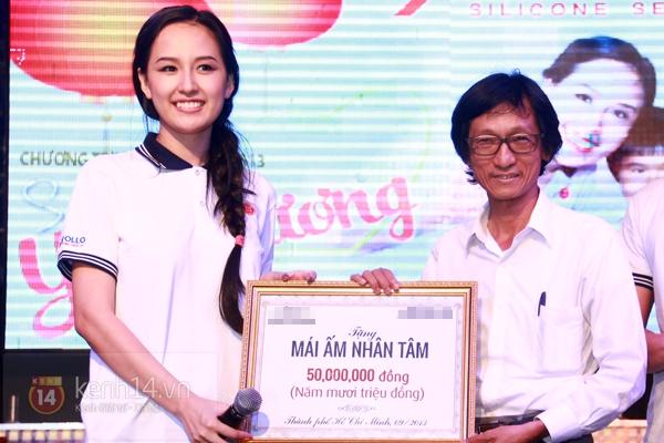 Sao Việt ủng hộ Mai Phương Thúy làm show từ thiện Trung thu 5