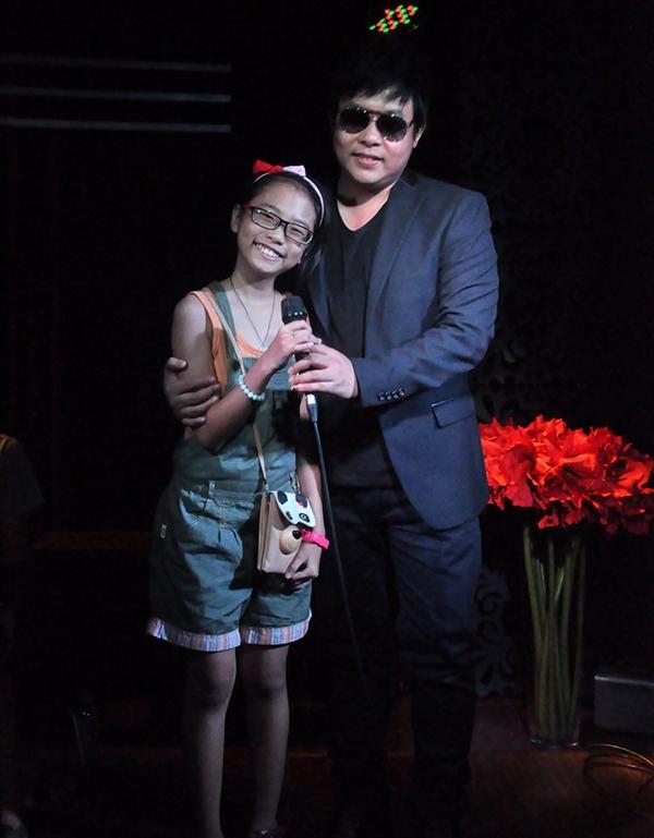 Quang Lê dành tình cảm đặc biệt cho Phương Mỹ Chi 9