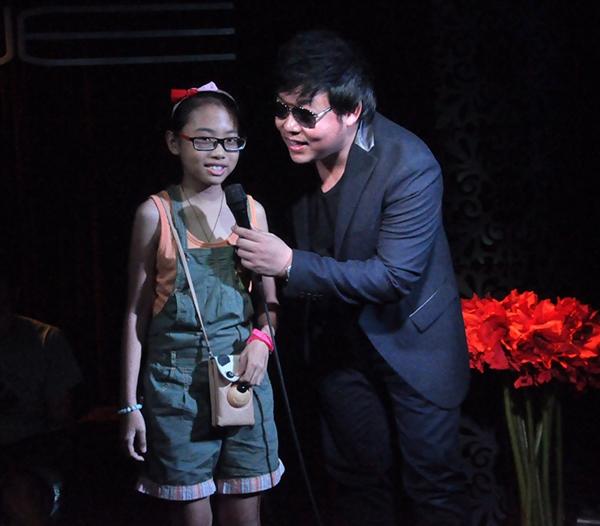 Quang Lê dành tình cảm đặc biệt cho Phương Mỹ Chi 10
