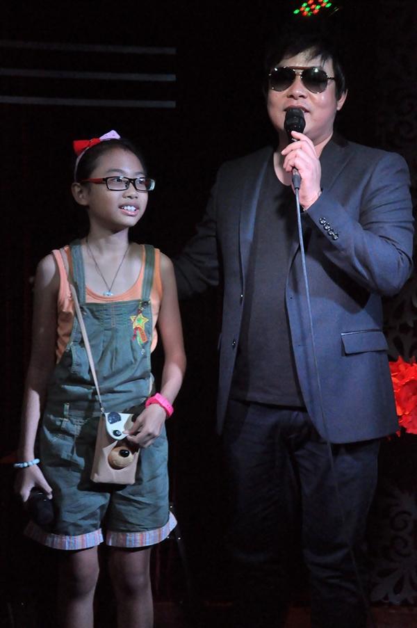 Quang Lê dành tình cảm đặc biệt cho Phương Mỹ Chi 11