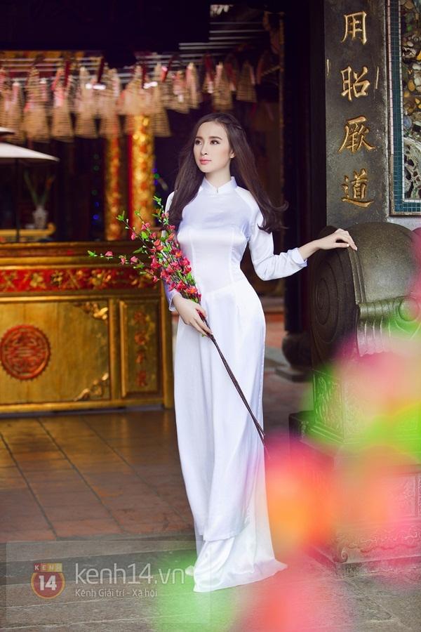 """Angela Phương Trinh: Tôi quá hấp tấp rời bỏ hình ảnh """"Người mẹ nhí"""" 11"""