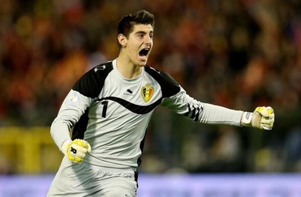 """Mạng xã hội """"dậy sóng"""" vì thủ môn trẻ của Atletico Madrid 10"""