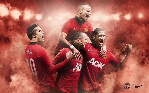Hé lộ mẫu áo sân khách của Manchester United 3