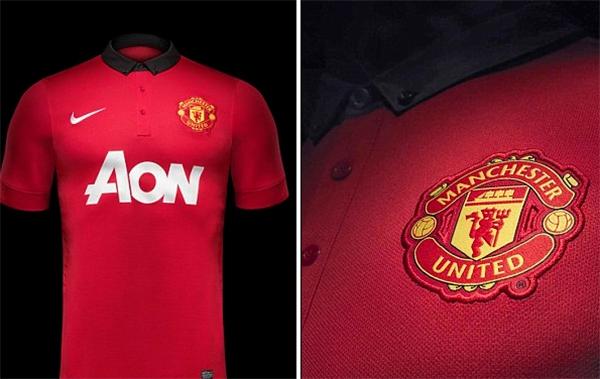 Hé lộ mẫu áo sân khách của Manchester United 7