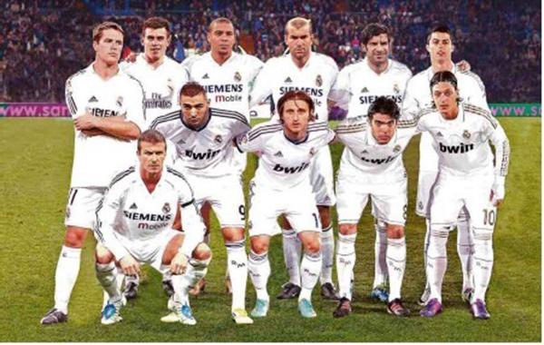 """Đội hình """"dải ngân hà"""" trị giá 16.800 tỷ đồng của Real Madrid 1"""