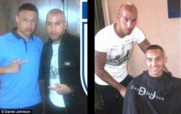 """Gặp anh chàng thợ cắt tóc """"ruột"""" của Gareth Bale, Rooney và Balotelli 9"""