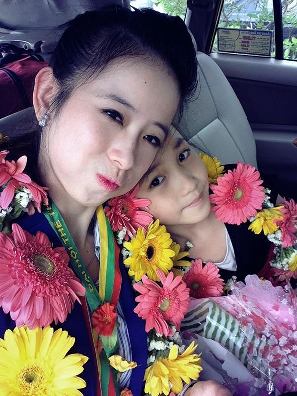 Hot girl Taekwondo Châu Tuyết Vân khoe loạt ảnh rạng rỡ ngày trở về 3