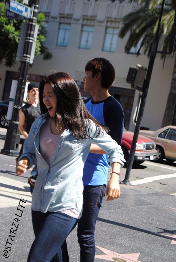 Lee Min Ho dắt Park Shin Hye chạy trốn 2