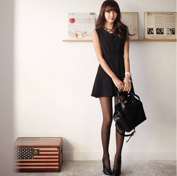 """4 tips mặc váy hè của cô nàng """"chân ngắn"""" 2"""