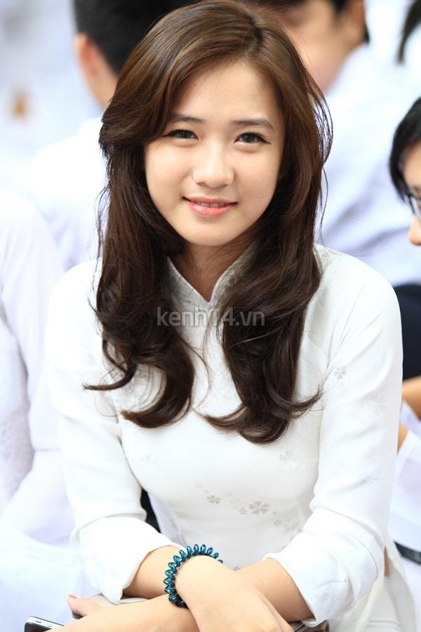 Điểm mặt 3 nữ sinh Phan Đình Phùng cực hot 6